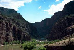Gates of Lodore Dinosaur National Monument Photo