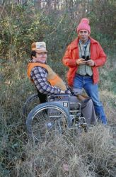 WO 4139 Physically Challenged Hunt Photo