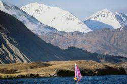 WO 4069 Windsurfing in Alaska Photo