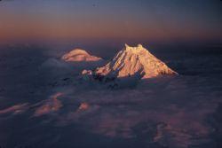 Sunset on Roundtop Peaks Photo