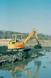 WO4344 Coastal Marsh Restoration Photo