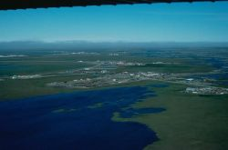 WO4456 Prudhoe Bay, Northern Alaska Photo