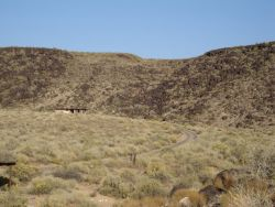 Boca Negra Canyon, Petroglyph National Monument Photo