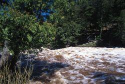 Presque Isle River Photo