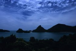 Aerial View of Mu Ko Ang Thong (Marine) National Park Image