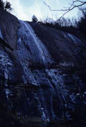 Hickory Nut Falls Photo