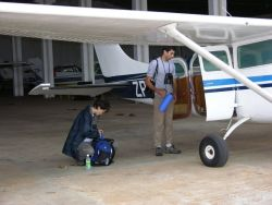 NBII Paraguay teams preparing for field trip Photo