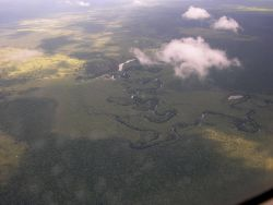 Landscape Mosaic in Northern Paraguay Photo