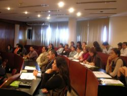 Presentation at Paraguay Biodiversity Informatics Workshop Photo
