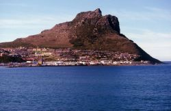 South Africa Coast and Urban Development Photo