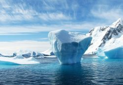 Antarctica Iceberg Photo
