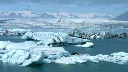 Arctic Iceland Glacier Icebergs Photo