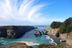 California Seascape And Coast Photo