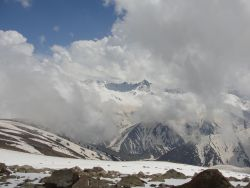 Gulmarg Scenery in Kashmir, India Photo
