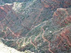 Bright Angel Trail Photo