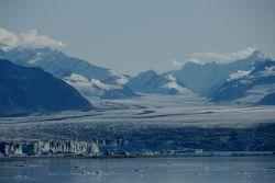 Miles Glacier near Cordova. Photo
