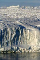 Arctic icebergs Photo