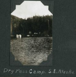 Dry Pass camp site. Photo
