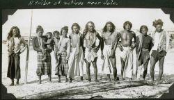 A native tribe near Jolo. Image