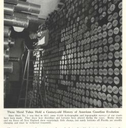 The original coastal and offshore sounding database Photo