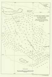 Sketch showing where very precise studies of the sound velocity structure of the ocean was conducted by the C&GS ships PIONEER and GUIDE in 1933 Photo