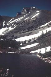 Wheeler Peak and Stella Lake, a place of rare beauty. Photo