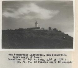 San Bernardino Lighthouse Photo