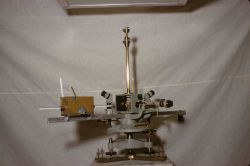 Observatory magnetometer Ruska type Photo