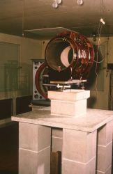 Magnetic instrumentation. Photo