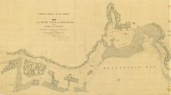 Topographic sheet between Patchogue and Smith Point, Long Island, by Charles Renard Photo
