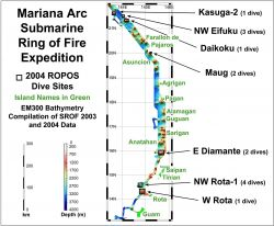Pacific Ring of Fire Expedition Photo