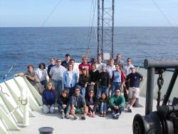 Gulf of Alaska Seamount Expedition Photo