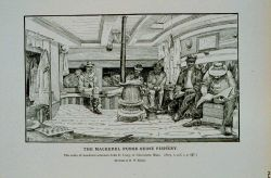 The cabin of mackerel schooner John D Photo