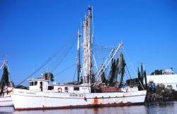 A shrimp boat Image