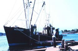 F/V DISCOVERY tied up on the waterfront Photo