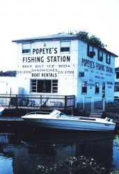 Popeye's Fishing Station at Ocean Avenue and Angler's Place Photo