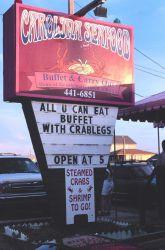 Seafood restaurant Photo
