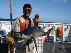 Longline fishing research on the NOAA Ship OSCAR ELTON SETTE Photo