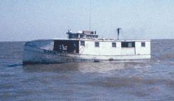 Great Lakes gill net tug Photo