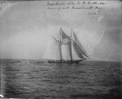 Mackerel Schooner A.R Photo