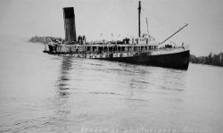 Wreck of S.S Photo