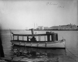 USFC Plover, 1901. Photo
