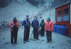 Left to Right: John Bengtson, John Jansen, Don Croll, M Photo