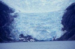 Glacier, South Shetland Islands. Photo