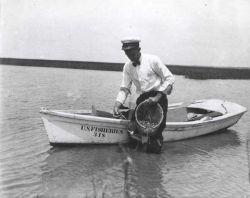 Captain Hatsel of U.S Photo
