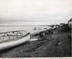 Fishing boats at Kotzebue Photo