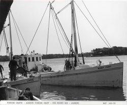 Alewife fishing craft MUNDY POINT Photo