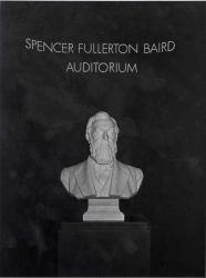 Statue of Spencer Fullerton Baird at the Smithsonian Institution National Museum of Natural History Photo