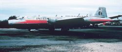 ESSA B-57 N1005 on the tarmac Photo