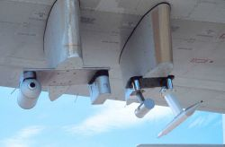 Wing sensors. Photo
